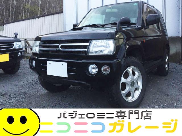 【ご成約】三菱パジェロミニ 660アクティブフィールドED 4WD 後期型