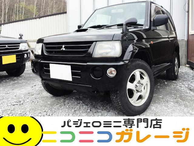 【ご成約】三菱 パジェロミニ 660VR 4WD 中期型 ターボ 検29年10月